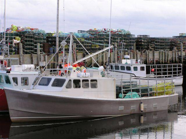 Commercial lobster fishing boats for Fishing boats for sale